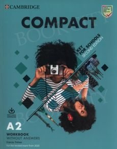 Compact Key for Schools A2 ćwiczenia