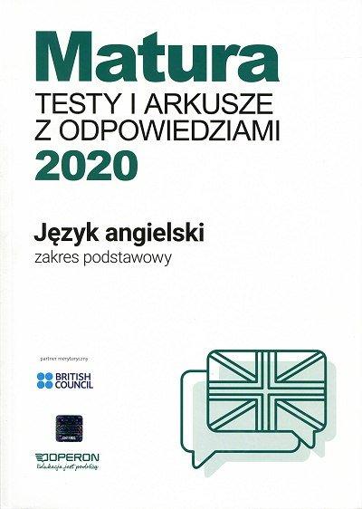 Matura 2020 Język angielski Testy i arkusze z odpowiedziami Zakres podstawowy
