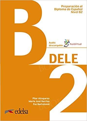 DELE B2 Preparación Edición 2018 podręcznik