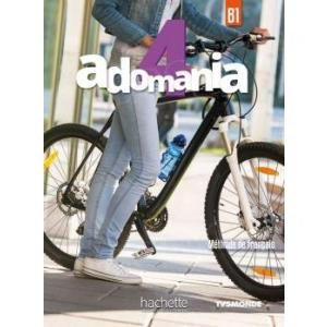 Adomania 4 podręcznik