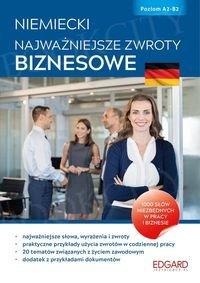 Niemiecki Najważniejsze zwroty biznesowe Książka