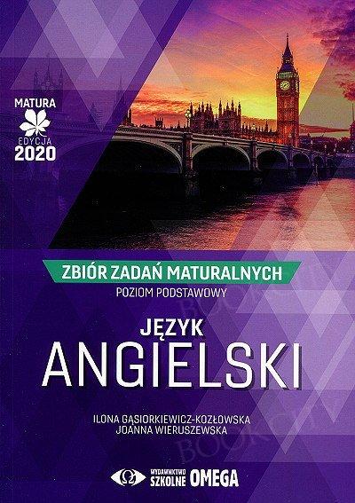 Język angielski. Matura 2020 Zbiór zadań maturalnych Poziom podstawowy