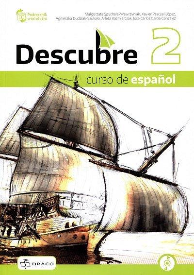 Descubre 2 (Reforma 2019) podręcznik