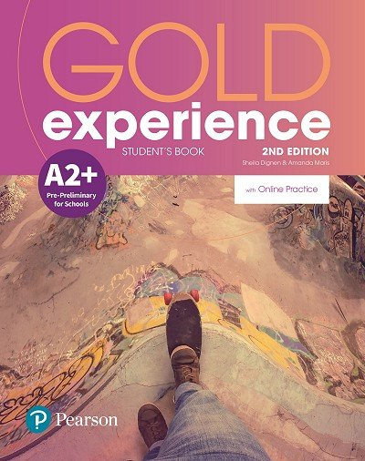 Gold Experience A2+ Student's Book with Online Practice