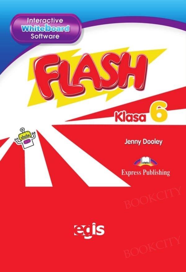 Flash Klasa 6 Interactive Whiteboard Software