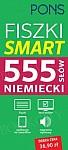 Fiszki SMART PONS 555 słów na co dzień Niemiecki Fiszki + Kod