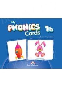 My Phonics 1 The Alphabet 1b My Phonics Cards (N-Z)