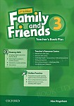Family and Friends 3 (2nd edition) Teacher's Book Plus PK