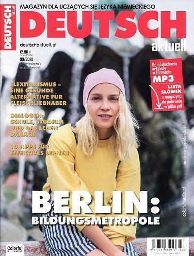 Deutsch aktuell nr 99/2020 - marzec-kwiecień