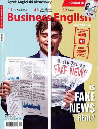 Business English Magazine (nr 76/2020 Marzec-Kwiecień)