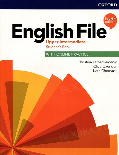 English File Upper-Intermediate (4th Edition) Student's Book with Online Practice