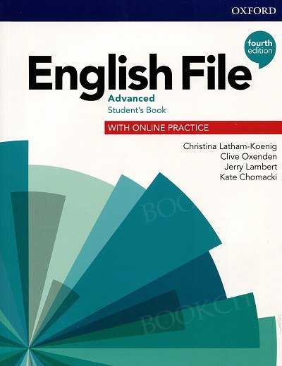 English File Advanced (4th Edition) Student's Book with Online Practice