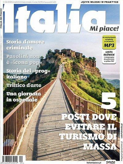 Italia mi piace nr 26 kwiecień-maj-czerwiec 2020