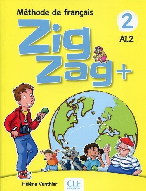ZigZag+ 2 A1.2 podręcznik