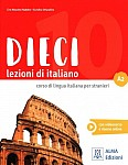 Dieci A2 Podręcznik + DVD
