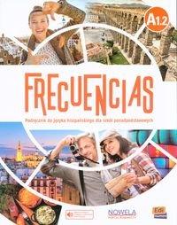 Frecuencias A1.2 Podręcznik + zawartość online