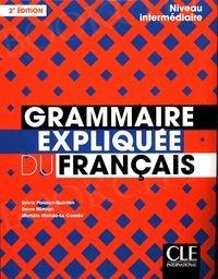 Grammaire expliquée du français Niveau intermédiaire Książka + kod online