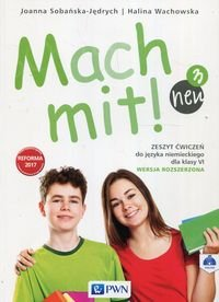 Mach mit! neu 3 (2019) Zeszyt ćwiczeń dla klasy 6 Wersja rozszerzona