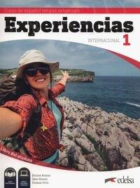 Experiencias Internacional 1 Podręcznik + audio online