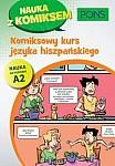 Komiksowy kurs języka hiszpańskiego