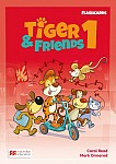 Tiger & Friends 1 Flashcards