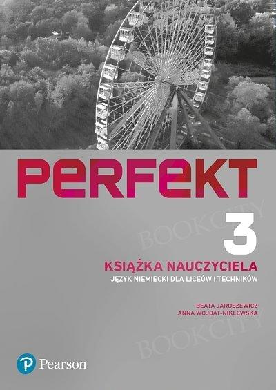 Perfekt 3 Książka nauczyciela
