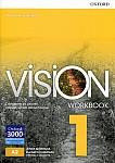 Vision 1 Ćwiczenia z Online Practice Pack