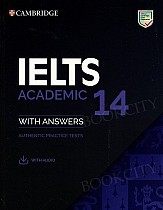 Cambridge IELTS 14 Academic (2019) Student's Book with Answers with Audio