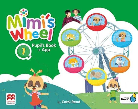 Mimi's Wheel 1 Książka ucznia + kod do NAVIO