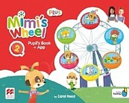 Mimi's Wheel 2 Książka ucznia + kod do NAVIO (wer. PLUS)