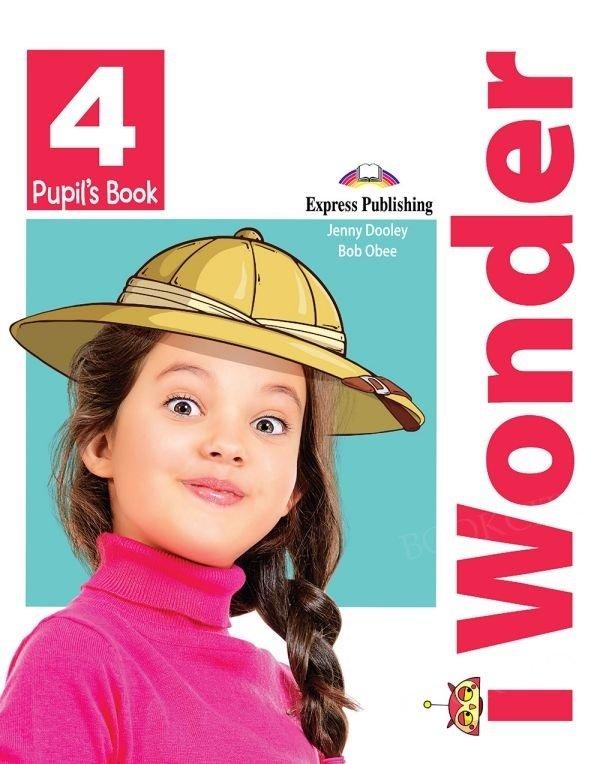 I Wonder 4 Pupil's Book + I-ebook
