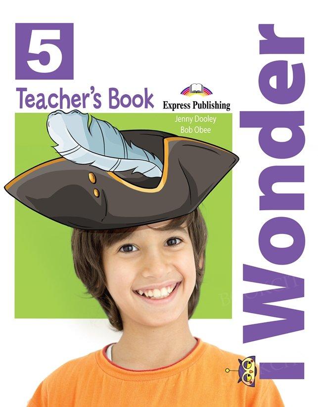I Wonder 5 Teacher's Book + Posters