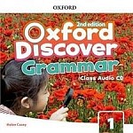 Oxford Discover 1 2nd edition Grammar Class Audio CDs