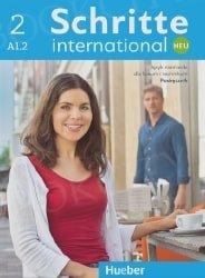 Schritte international neu 2 (edycja polska) Podręcznik + kod do wersji cyfrowej podręcznika