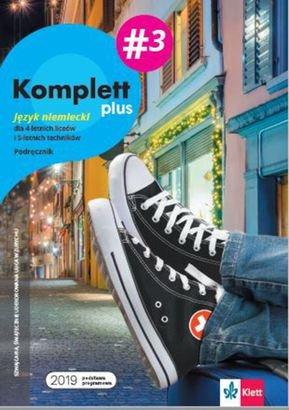 Komplett plus 3 (Reforma 2019) Podręcznik + CD