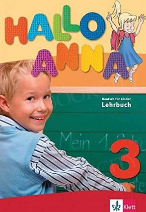 Hallo Anna 3 (wersja niemiecka) Podręcznik + CD