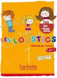Les Loustics 1 Podręcznik + kod (podręcznik online)