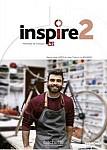 Inspire 2 Podręcznik + DVD-Rom + Parcours digital