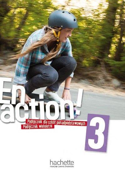 En Action 3 (szkoły ponadpodstawowe) Podręcznik + audio mp3 online