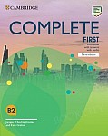 Complete First Certificate (3rd Edition) Workbook with Answers with Audio