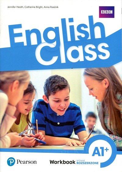 English Class A1+ Zeszyt ćwiczeń + Online Homework (materiał ćwiczeniowy) wydanie rozszerzone