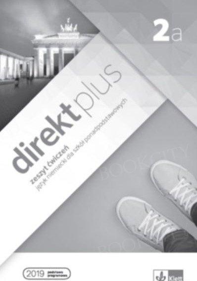 Direkt plus 2a Zeszyt ćwiczeń + kod online