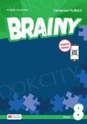 Brainy klasa 8 Książka nauczyciela (reforma 2017) + Audio CDs + kod do Teacher's Digital Pack