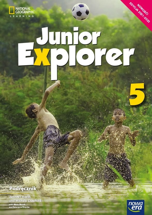 Junior Explorer klasa 5 Podręcznik