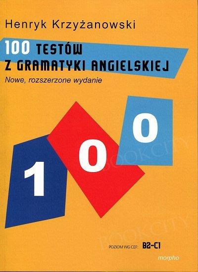 100 testów z gramatyki angielskiej