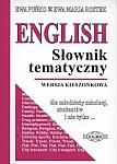 ENGLISH. Słownik tematyczny ENGLISH. Słownik tematyczny - wersja kieszonkowa