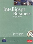 Intelligent Business Pre-Intermediate ćwiczenia