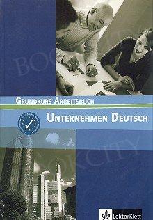Unternehmen Deutsch Grundkurs A1-A2 ćwiczenia