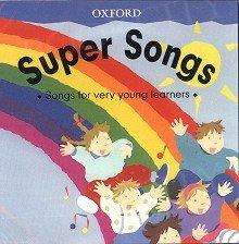 Super Songs Audio CD