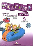 Welcome Friends 2 Student's Book with CD